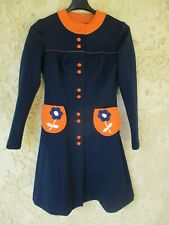 Robe Vintage Annees 40 Ebay