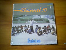 CHANNEL 10 Sabrina US LP MINI RECORDS HAITIAN MUSIC 1979