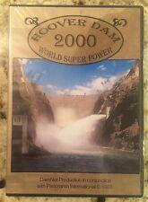 HOOVER DAM 2000 WORLD SUPER POWER (DVD) **NEW**