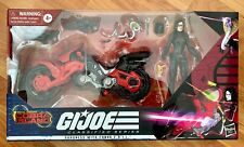 GI Joe Classified Cobra Island Baroness with Cobra COIL NIB RARE