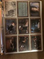 Aliens 3 Trading Cards - Topps - Approximatly 27