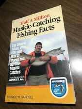 Musky Fishing book - Half Million Muskie Catching Fishing Facts!