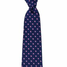 low priced 7d3dc d5508 Cravatte e papillon da uomo rosa 100% Seta | Acquisti Online ...