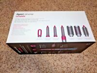 Dyson Airwrap Complete Styler Straightener Curler No Heat All Hairstyles NEW