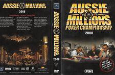 Crown-Aussie Millions-Poker Champions 2008-[Plus AM Cash Game Inv]-Poker-5  DVD
