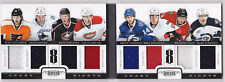 11-12 Dominion Saad Scheifele Couturier Kassian Johansen + /25 Crazy Eights 2011