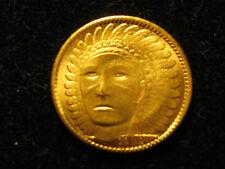 2010 1/10 Ounce .999 Daniel Carr Design Indian Head Gold Bullion Coin