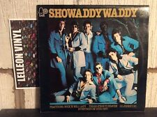 Showaddywaddy Self Titled LP Album Vinyl Record MFP50353 Rock N Roll 80's