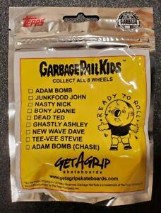 Garbage Pail Kids - Get a Grip Skateboard Wheels w/ Wrapper - You Pick!