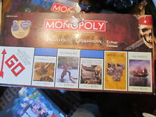 Pirates of the Caribbean Edition Monopoly 100% complete great condition