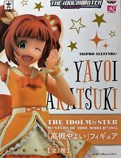 THE IDOLMASTER MASTERS OF IDOL WORLD!! 2015 YAYOI TAKATSUKI FIGURE BANPRESTO