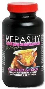 Repashy Superfoods Crested Gecko Meal Replacement Powder Reptile Food - 170g