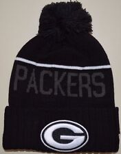 Green Bay Packers winter hat one size knit beanie Aaron Rodgers