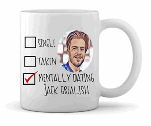 Jack Grealish -Mug, Humour, Football Mug