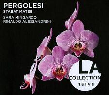Pergolesi; Scarlatti: Stabat Mater, New Music