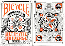 Ultimate Universe Grayscale Deck Bicycle Playing Cards USPCC Poker Size Limited