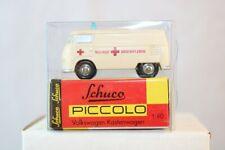 Schuco Piccolo Kastenwagen Klinik Notruf  neu perfect mint in box 1:90