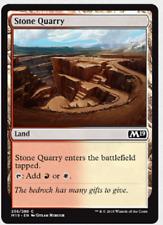 4 x Stone Quarry ...M19  MTG Magic the Gathering - Pack Fresh MINT