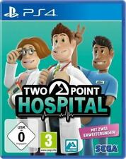 Two Point Hospital (PlayStation PS4) (2020, DVD-ROM)
