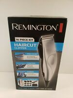 Remington 14 Piece Kit Haircut Clipper Home Trimmer Complete in Box TESTED