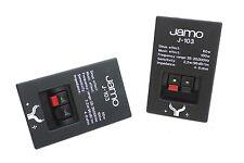 2x Original JAMO J-103 Lautsprecher Anschlussterminal/Boxen Kabel Terminal TOP