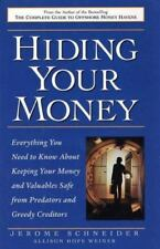 Hiding Your Money : Everything You Need to Know About Keeping Your-ExLibrary