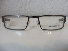 schöne, hochwertge Brille ( Brillengestell)__eye : max__48/18__für Wechselbügel