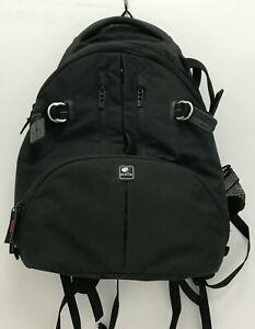 Kata Camera Carry Shoulder Bag Case Rucksack Black DSLR SLR Accessory 301254