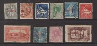 France ALGERIA stamp group in mixed condition see scans