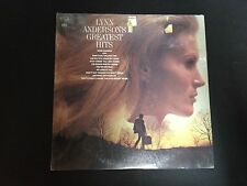 Lynn Anderson's Greatest Hits LP KC 31641 Factory sealed VG+