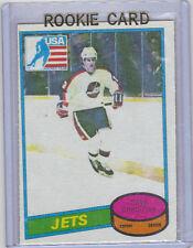 1980-81 OPC O-Pee-Chee Dave Christian Rookie Card RC #176 USA Olympic Team