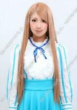 New Mawaru-Penguindrum Himari Takakura Long Straight Cosplay Party wig