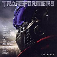 Transformers - The Album - Various Artists - CD 2007-07-03