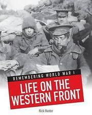 La vie sur le front occidental (en souvenir de la première guerre mondiale), Hunter, Nick, New Book mon000