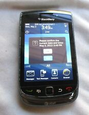 BlackBerry Torch 9800 - 4GB - Black (AT&T) Phone
