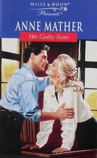 Her Guilty Secret (Presents),Anne Mather
