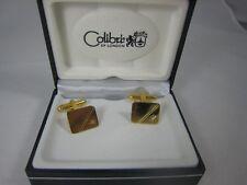 New Colibri Diamond Collection Gold Tone Cufflinks