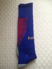 Messi Barcelona Football Socks. One Size To Fit Age 6/10 . Kids Sizes 2019