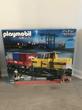 Playmobil 5258 City Action Freight Train RC Remote Control