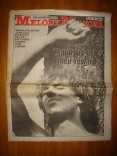 MELODY MAKER 1981 APR 18 TEARDROP EXPLODES PINK FLOYD