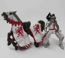 PAPO Roman Knights Soldier & Horses Warrior Figure on Horse 1:18 figure N1