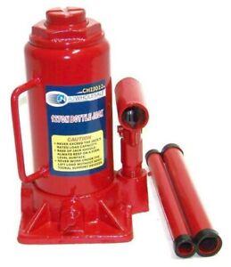12 Ton  Hydraulic Bottle Jack  Car Truck Lift Repair tools