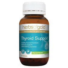 Herbs of Gold Thyroid Support 60 tablets