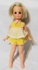 Crissy Family Velvet Doll Ideal Grow Hair Doll 1971