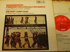 ASD 2747 Shostakovich Symphony No. 12 / The Bolt / Blazhkov / Shostakovich