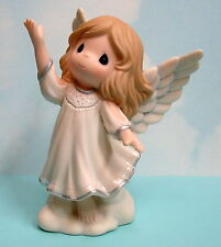 PRECIOUS MOMENTS ANGEL - LIFT EVERY VOICE AND SING 151024 - 5th in Series - NIB