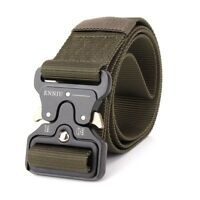 4.3CM Cobra Deduction Outside The Belt Outdoor Nylon Belt Outdoor Training Belt