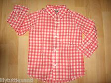 TAO - Chemise à carreaux rose/blanc - Taille 5 ans - TBE !!!!