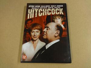 DVD / HITCHCOCK ( ANTHONY HOPKINS, HELEN MIRREN, SCARLETT JOHANSSON )