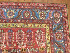 Antique Caucasian Karabagh Rug Runner Kelleh Gallery Size 7'1''x17'6''